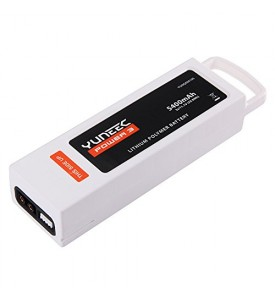 Yuneec Q500 Q500+ 4K Typhoon Battery 5400mAh 3-Cell  3S 11.1V LiPo Lithium Polymer