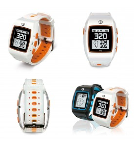 GolfBuddy WT5 Golf GPS Watch White / Orange