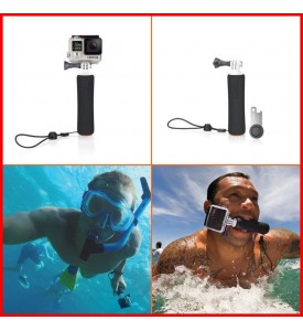 GoPro Floating Hand Grip Authentic Original for All GoPro cameras AFHGM-001
