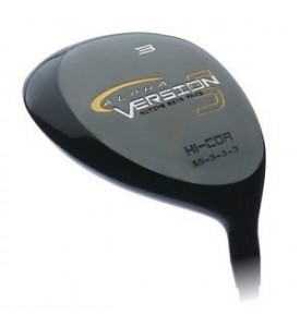 NEW ALPHA V5 Fairway Wood  #7 - 21° TOUR SPEC RH $200