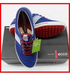 New ECCO Women's Street Golf Shoes Blue Brick EU 38 40 41 $180