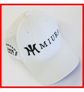 2015 Miura Golf Cap Authentic MB 001 Forged Miura Logo Hat S/M or L/XL or XXL