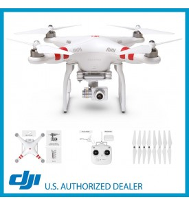 DJI Phantom 2 Vision+ V3.0 with Extra Battery