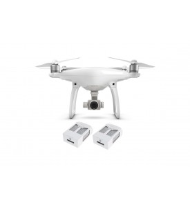 DJI Phantom 4 with Two Extra Batteries  In Stock