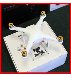 DJI PHANTOM 2 Latest Model Comes with New Remote, Propulsion and New Compass